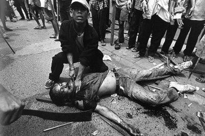 James Nachtwey Photography - Jakarta Riot