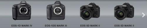 Canon EOS 6D screen shoot