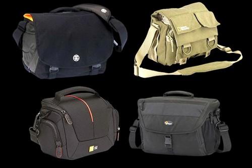 How to Choose DSLR Bag - Shoulderbag