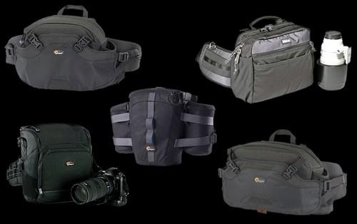How to Choose DSLR Bag - Waist Bag