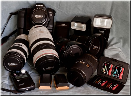 New  Photography Gear