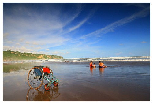 Photographing at the Beach – Using CPL filter