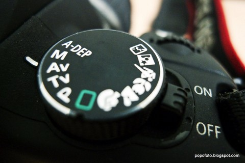 Understanding Shooting Modes of DSLRs - Canon Modes