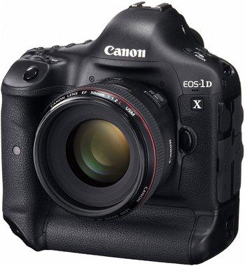 Canon EOS 1 Dx specs