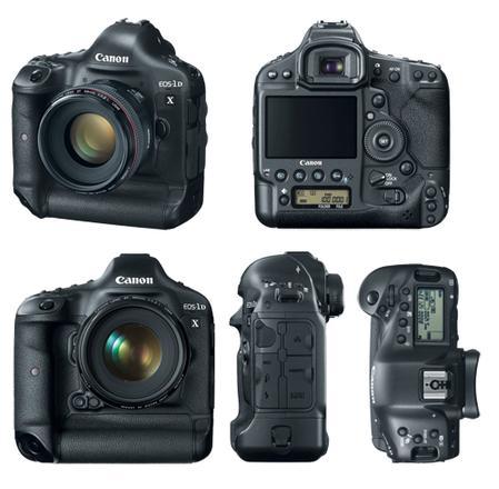 New Canon EOS 1Dx