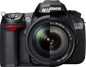 Nikon D7000 vs Canon EOS 60D Which One is Better