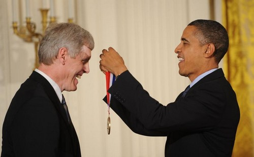 Steven J. Sasson -  National Medals of Technology and Innovation