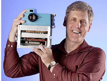 Steven J. Sasson and the First Digital Camera
