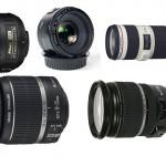 Understanding Codes on DSLR Camera Lenses
