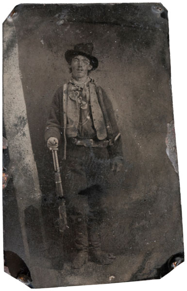 7 Most Expensive Photographs- Billy the Kid