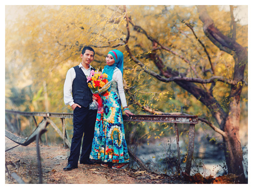 Tips: Determining your Pre Wedding Photo Shoot Themes