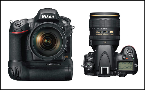 The Nikon D800: Newest Pro Camera in Early 2012