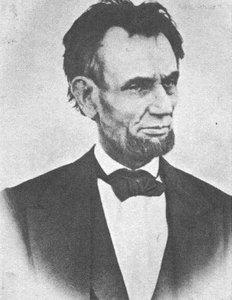 last photo Abraham Lincoln