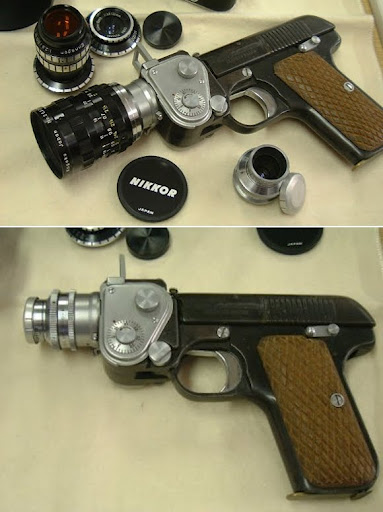 The NIKKOR Pistol