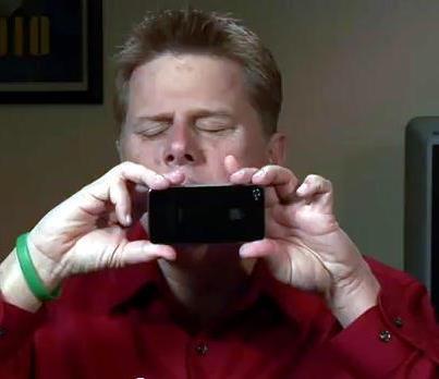 Tommy Edison – Blind Photographer