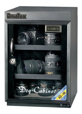 Dry Cabinet for Camera Gear