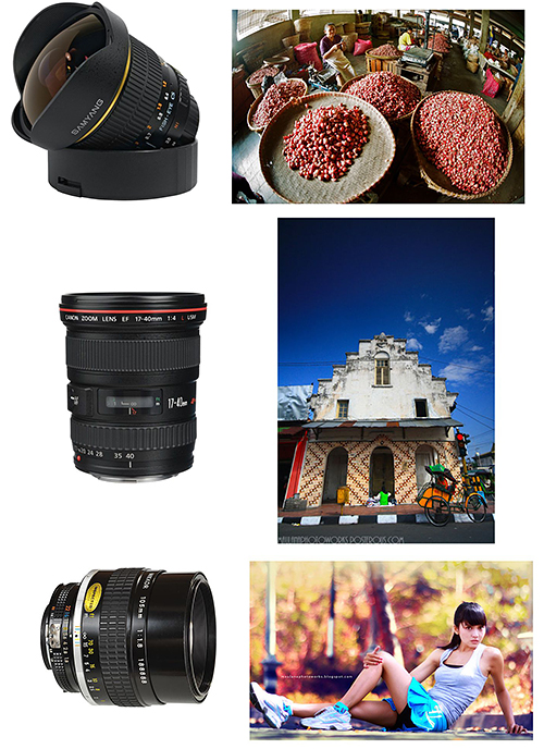 special features lens