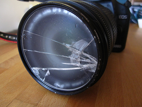 UV filter for protection