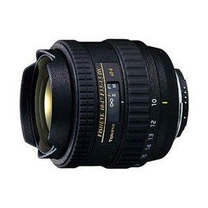 Sigma Fisheye 10-17mm DX