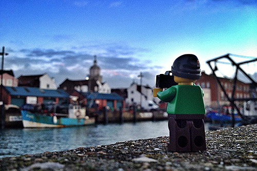 legographer-Day of rest