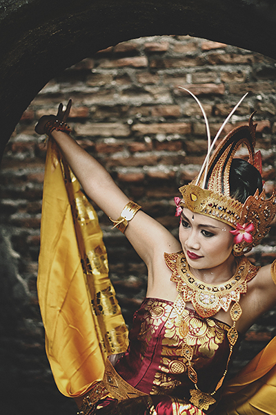 Javanese Traditional Clothing