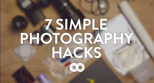 Photography Should Not Be Expensive; There are 7 Simple Photography Hacks
