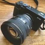 What is normal lens/standard lens?