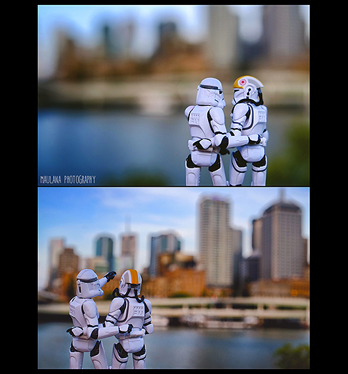 Stormtrooper photography