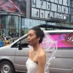 A Pre-Wedding Photo Shoot was Failed Caused by The Bride's Makeup That Made Her Resemble an Old Woman