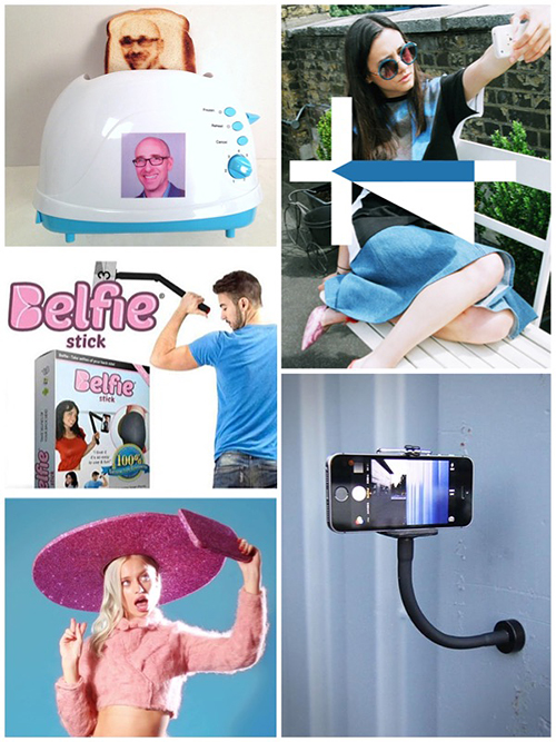 Unique Selfie Tools